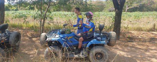 טיול טרקטורונים תאילנד